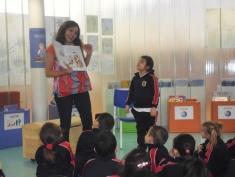 Visita a la biblioteca (2)